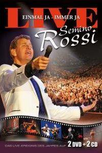 Cover Semino Rossi - Einmal ja - immer ja [DVD]